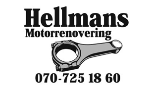 Hellmans motorrenovering